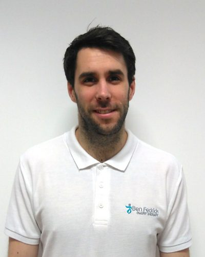 Ben Fedrick - Injury Therapist